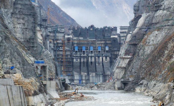 Three gorges dam china
